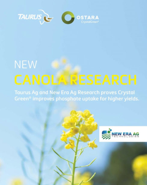 New Era Ag Research