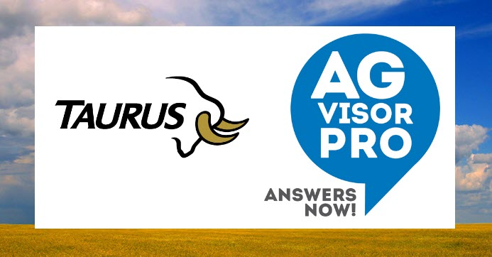 Taurus Joins Agvisor Pro As Tech Direct Solution Partner Taurus